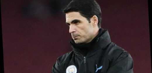 Arteta at 'sensitive stage' of Arsenal talks with Man City coach still set to travel to Oxford for Carabao Cup clash – The Sun