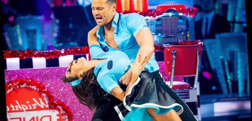 Mark Wright reveals nasty back injury and extreme nerves almost jeopardised Strictly Xmas Special performance