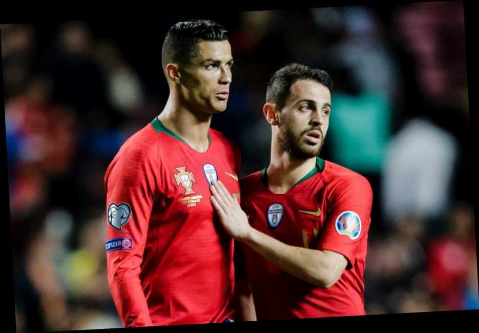 Man City star Bernardo Silva says Pep's side have to look for Portugal superstar Cristiano Ronaldo for inspiration – The Sun