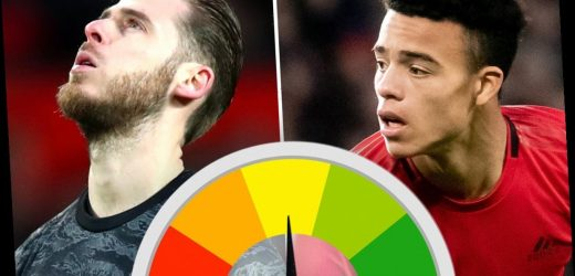 Man Utd ratings: Super sub Greenwood saves United's blushes while weak De Gea hands Everton opener in Old Trafford draw – The Sun