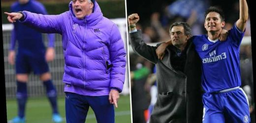 Lampard warns old boss Mourinho to expect abuse from Chelsea fans on Stamford Bridge return with Tottenham – The Sun