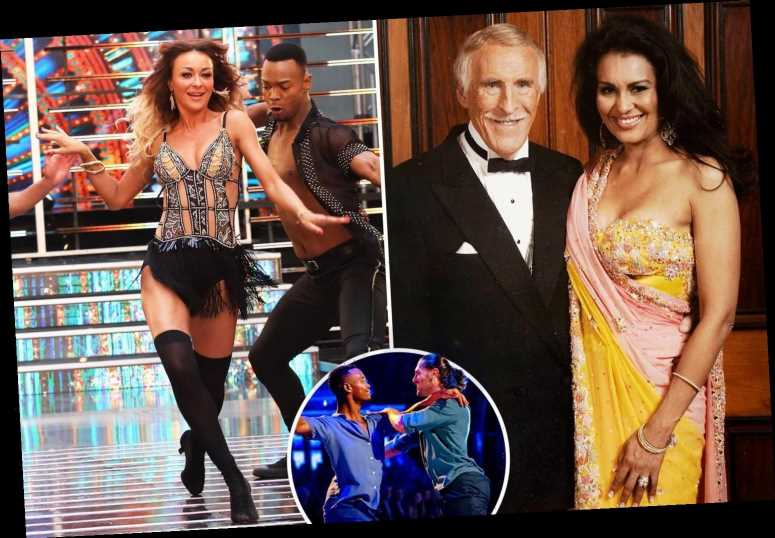 Bruce Forsyth's widow says he would have loved sexed-up Strictly and same-sex dancers – The Sun
