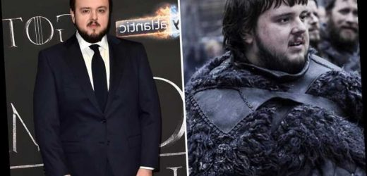 Game of Thrones actor John Bradley reveals he was left with a stutter and 'performance anxiety' after playing Sam for eight years