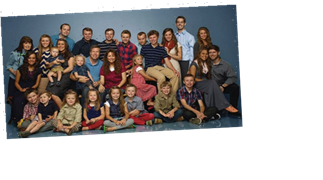 The Duggars: Who's Courting? Pregnant? Next In Line? [UPDATED WITH MORE BLESSINGS!]