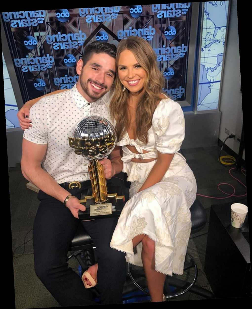 DWTS' Alan Bersten Addresses Hannah Brown Dating Rumors: 'It Was a Different Partnership Than I've Ever Experienced'