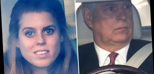 Prince Andrew stays away from Princess Beatrice's engagement bash out of 'fear of abuse' from guests – The Sun