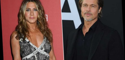 Brad Pitt and Jennifer Aniston: 'No tension' as pair gear up for awards season