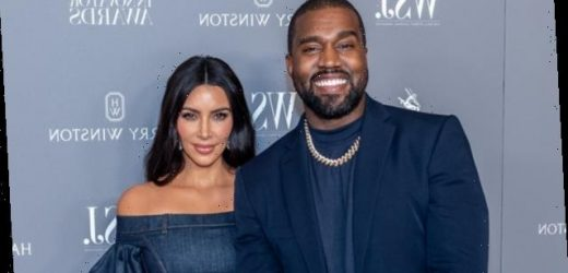 Kim Kardashian and Kanye West Shared Their Super Cozy Family Christmas Card
