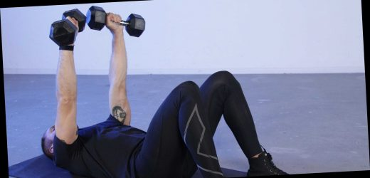 Build a Stronger Chest With the Floor Press