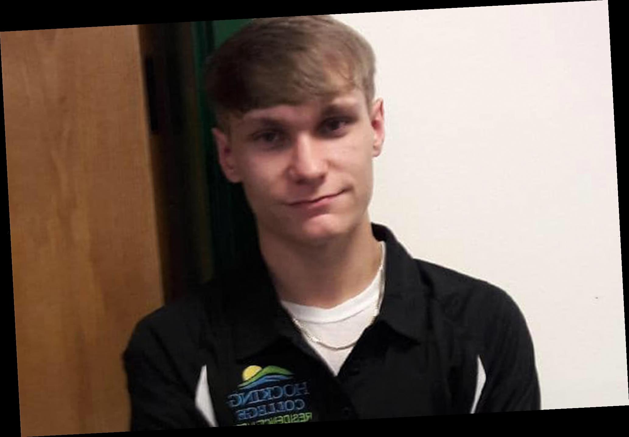 Logan Lewis, Hocking College student, dies from severe allergic reaction to milk