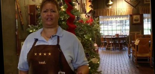 Cracker Barrel waitress gets $1,200 tip as Christmas gift from strangers