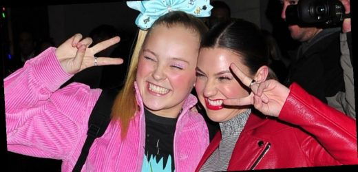 JoJo Siwa Breaks Out Into Dance After Dining Out With BFF Beth Ann Robinson