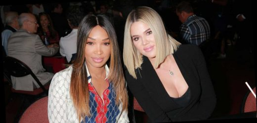 Malika Haqq, Khloé Kardashian's BFF, Just Shared an Ultrasound of Her Baby Boy on Instagram