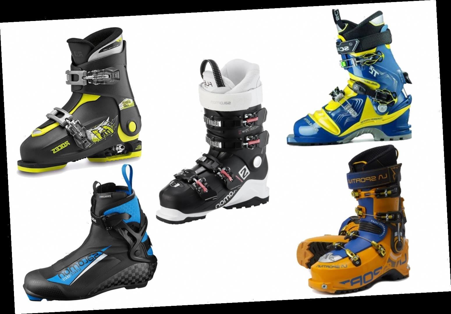Best Ski Boots 2019 | The Sun UK