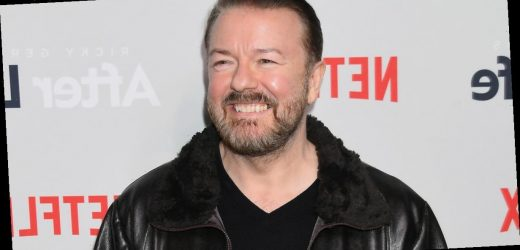 Ricky Gervais Under Fire Ahead of Hosting Golden Globes for Perceived Transphobic Tweets