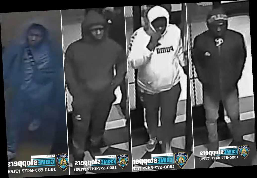 Brooklyn crew suspected of robbing food delivery workers