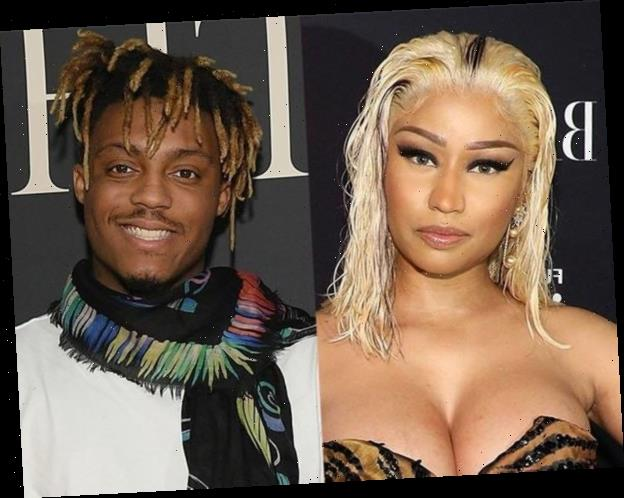 Nicki Minaj Honors Late Juice Wrld In Emotional Billboard Speech