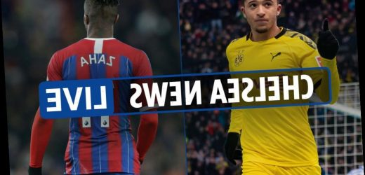 8pm Chelsea news LIVE: Zaha in talks, John Terry return, transfer ban LATEST, Sancho £90m club record deal – The Sun