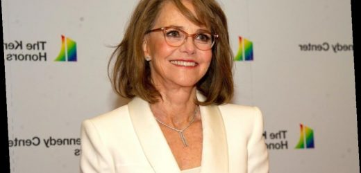 Sally Field Arrested In Latest Jane Fonda-Led D.C. Climate Protest