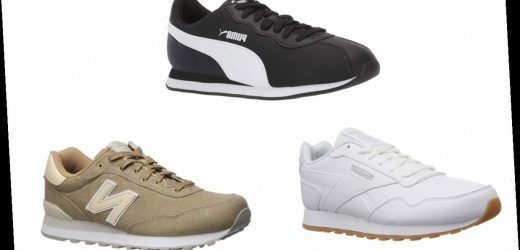 Amazon's One-Day Sneaker Sale Features Classic Kicks Starting at Just $22