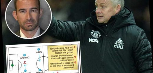 Man Utd's best hope of beating City in the derby is by exploiting the space in behind their left-back – The Sun