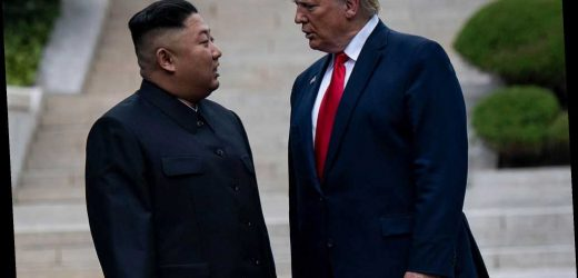 Trump warns Kim Jong Un he has 'everything' to lose after test at North Korea missile site