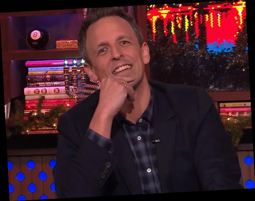 Seth Meyers Reacts to Julia Louis-Dreyfus' 'Sexist' SNL Comments, Why Rihanna's a Better Drinker Than Him