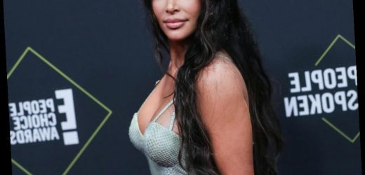 Kim Kardashian 'had five different operations' to fix the damage of pregnancy