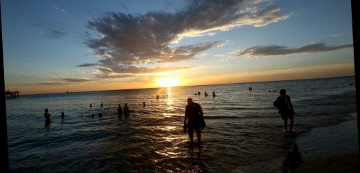 Australia sizzles to hottest day on record