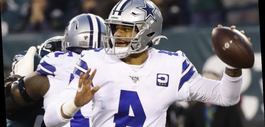 Cowboys stuck in Philly for few hours after charter plane deemed 'not viable,' get trolled on social media