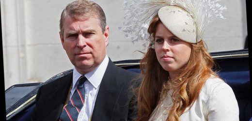 Prince Andrew 'embarrassed the family,' friends concerned for Princess Beatrice, report says