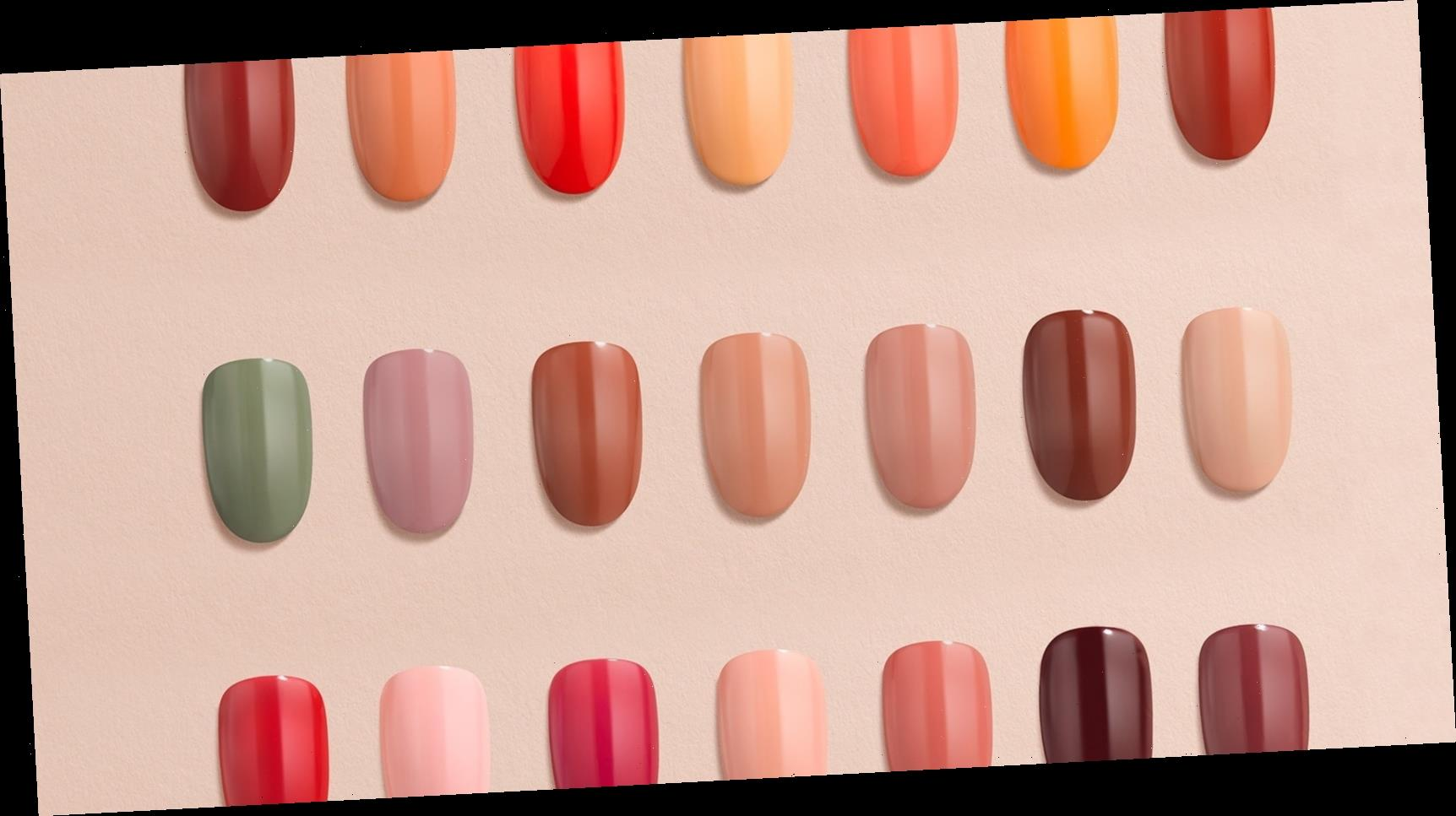How to master gradient nails, winter's ultimate nail trend