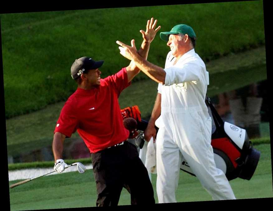 Remember when… Tiger Woods chipped in on 16th hole at 2005 Masters