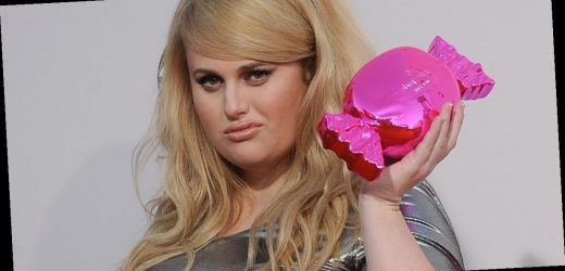 Rebel Wilson shows off stunning weight loss as she shares gruelling workout