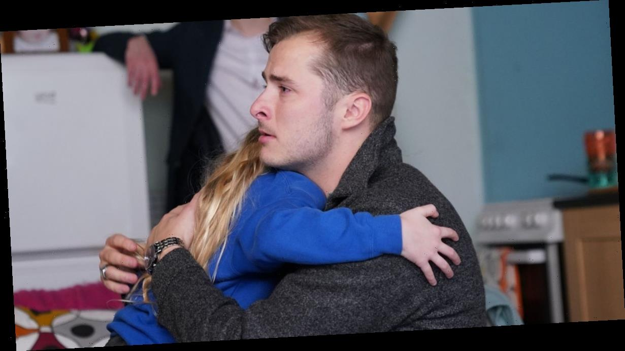 EastEnders farewell for Ben Mitchell as he plans to flee Walford after arrest