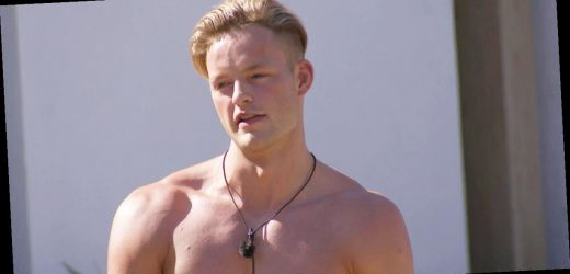 Love Island's Ollie Williams admits that he was catfished by a 50-year-old man