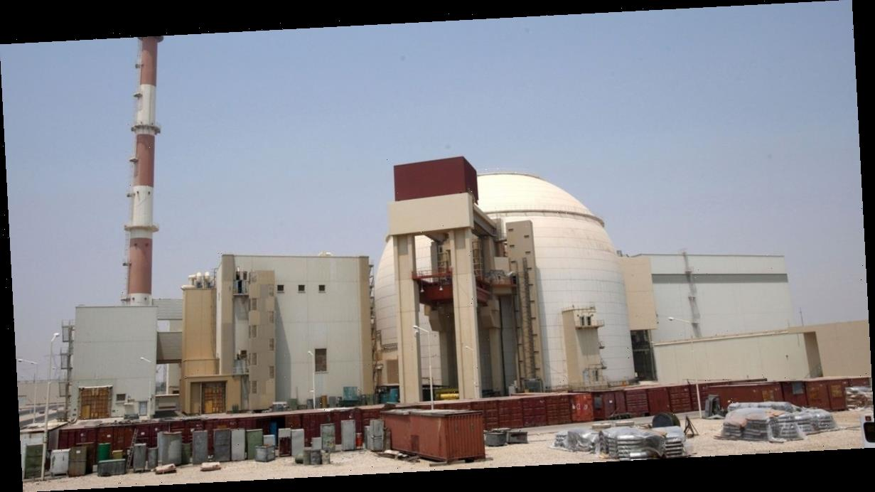 Earthquake strikes close to Iran's only nuclear power plant