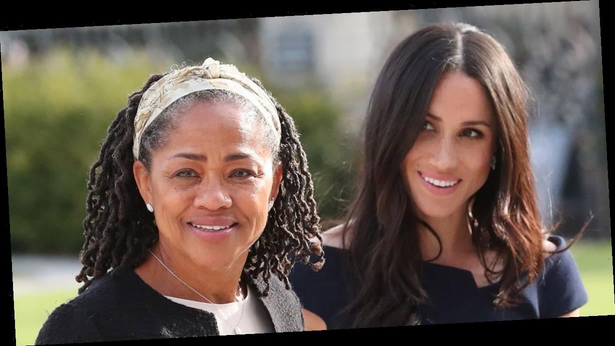 'Thank goodness for Meghan's mum Doria Ragland,' says Fiona Phillips