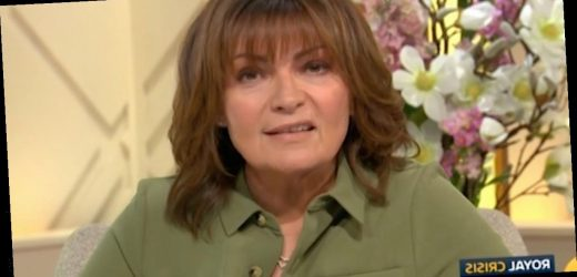 Lorraine invites Harry and Meghan for tell-all interview amid royal 'crisis'