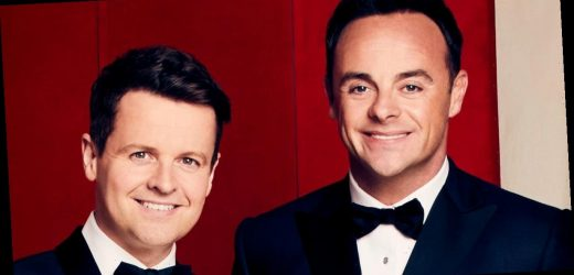 Ant and Dec nominated for 19th NTA – but X Factor shut out of nominations