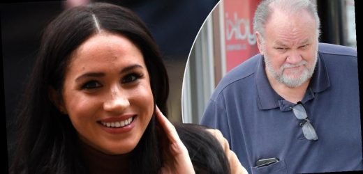 Meghan Markle's dad Thomas breaks silence on her decision to quit royal family