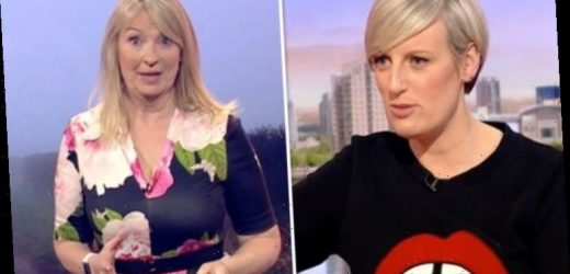Steph McGovern reveals secret Carol Kirkwood note in final ever BBC Breakfast appearance