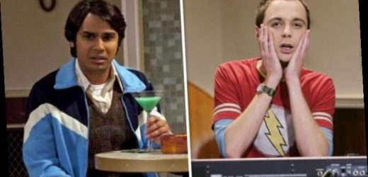 The Big Bang Theory plot hole: Raj should have died in sheldon's experiment mishap