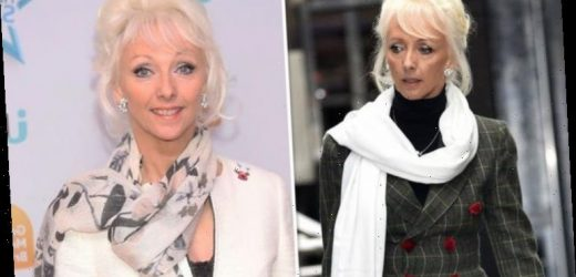Debbie McGee: 'You're going to get a slap' Strictly star threatens host in on-air moment