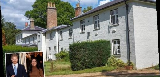 Prince Harry and Meghan Markle want to KEEP living in Frogmore Cottage