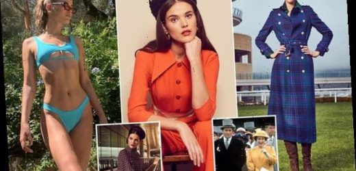 Glamorous granddaughter of Queen's racing manager Lord Porchester