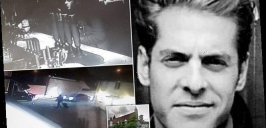 Police release new CCTV images of millionaire tycoon's son