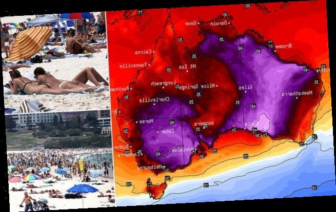 Australia braces for another heatwave with temps to soar to over 40C