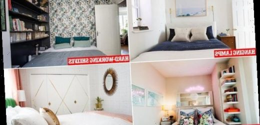 Make the most of a tiny bedroom: Tricks experts swear by
