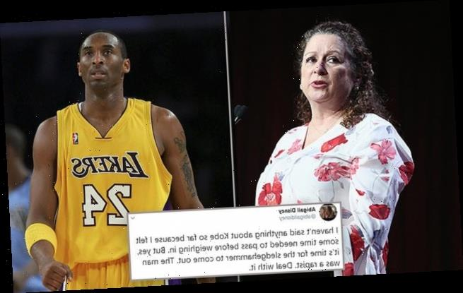 Abigail Disney on Kobe Bryant's past: 'He was a rapist. Deal with it'